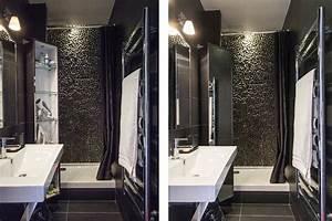 Exemple De Petite Salle De Bain : deco salle de bain petite surface ~ Dailycaller-alerts.com Idées de Décoration