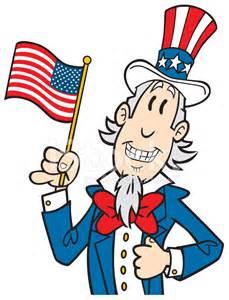 Uncle Sam Cartoon