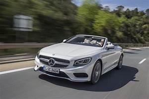 Mercedes Classe C Cabriolet Occasion : essai mercedes classe s cabriolet 2016 le plus classe des transats l 39 argus ~ Gottalentnigeria.com Avis de Voitures