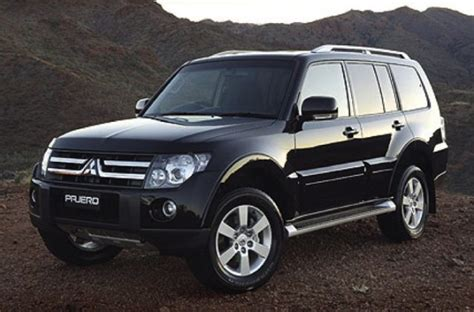 Due to the name pajero roughly translating to wanker in spanish. Mitsubishi Pajero 4 7 places - de nouvelles motorisations ...