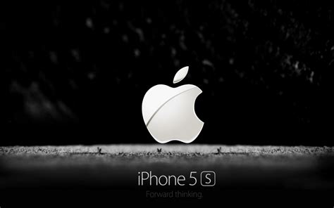 Apple Logo Wallpapers For Iphone 5s