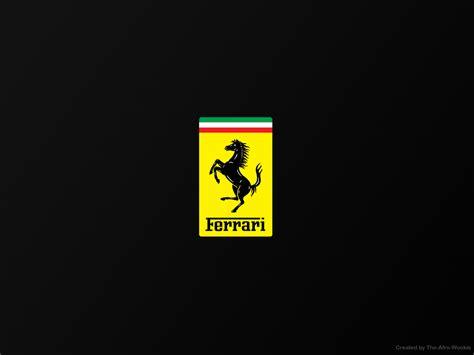 ferrari logo wallpaper cool car wallpapers