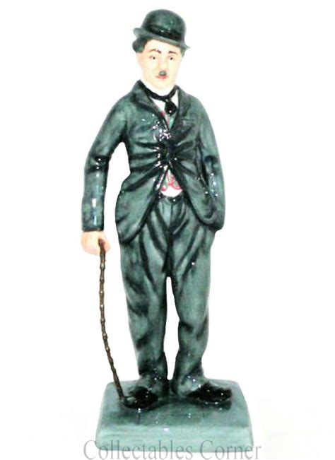 charlie chaplin hn royal doulton entertainers series