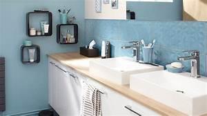 peinture salle de bains couleurs conseils erreurs a With sol gris clair quelle couleur pour les murs 0 nos astuces en photos pour peindre une piace en deux