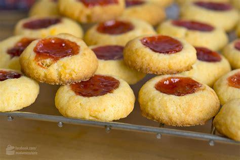 marmeladen kekse madame cuisine