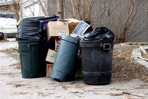 where can i dump a damn trash can