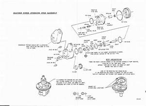 Powersteering Pump Diagram Vr V8