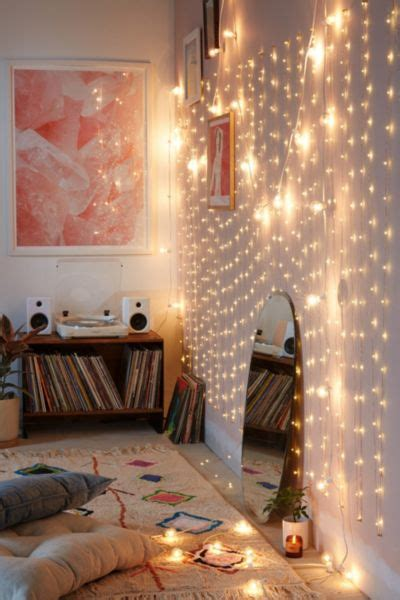 lights to hang in your room copper firefly string lights outfitters
