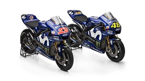 Yamaha Motogp Team Ready For The 2018 Challenge