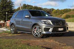 Mercedes-Benz ML63 AMG Review CarAdvice