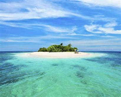 Ocean Wallpapers Desktop Middle Island Background Backgrounds