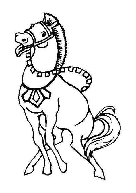 ausmalbilder kostenlos pferde  ausmalbilder kostenlos