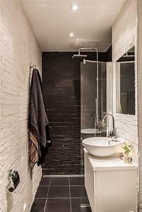 Douche Petit Espace : un petit espace bien tre moderne e design gr ce sa douche fonctionnelle et l gante et cette ~ Voncanada.com Idées de Décoration
