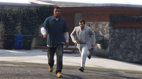 Gta V Michael Kills Franklin And Trevor