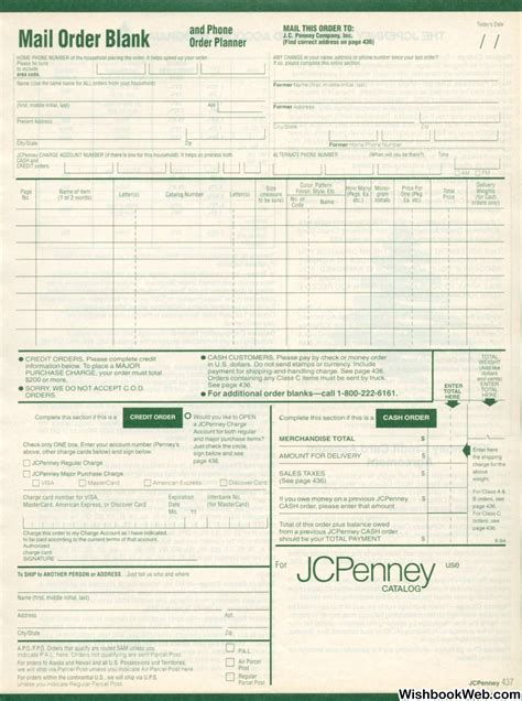 Jcpenney phone number credit card. 1994 JCPenney Christmas Catalog