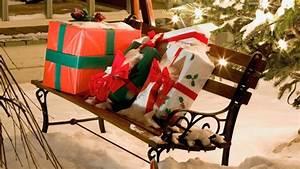 Garten Weihnachtlich Dekorieren : au endeko f r weihnachten so wird ihr garten ~ Michelbontemps.com Haus und Dekorationen