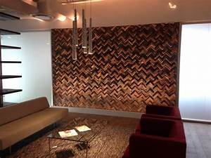 reclaimed barn wood tiles the eco floor store With barnwood feature wall