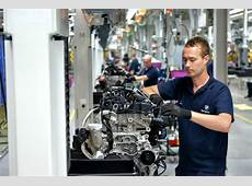 BMW engine plant ramps up production of next generation