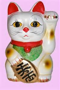 japanese lucky cat architecture and culture forum archinect