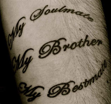 Best Brother Tattoos Ideas And Images On Bing Find What Youll Love