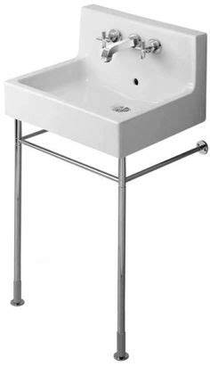 duravit  metal console height adjustable  mm