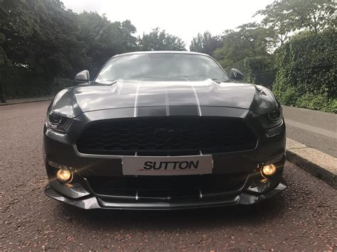 used 2017 ford mustang ecoboost for sale in london pistonheads
