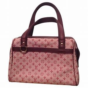 Louis Vuitton Handtasche : louis vuitton handtasche in rosa second hand louis ~ Watch28wear.com Haus und Dekorationen