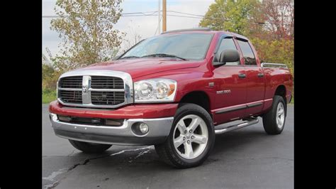 2007 Dodge Ram by 2007 Dodge Ram 1500 Big Horn 4x4 5 7l Hemi Sold
