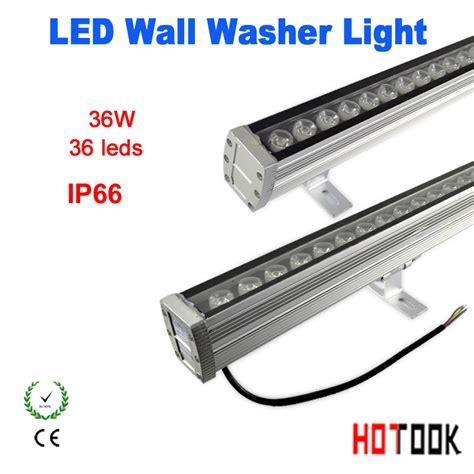 36w high power led wall washer rigid light 36w led wall