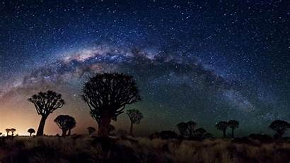 Nasa Space Outer Wallpapers Milky Way Stars