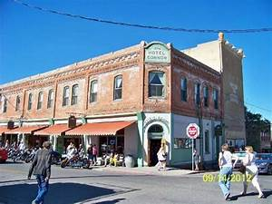Hotel Conner - Picture of Jerome State Historic Park ...