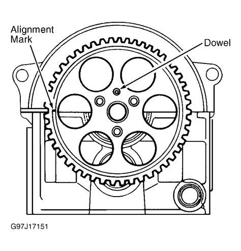 Chevrolet Spectrum Serpentine Belt Routing Timing