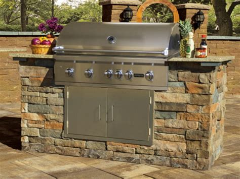 Stone grill, outside stone grill outdoor stone grill kits