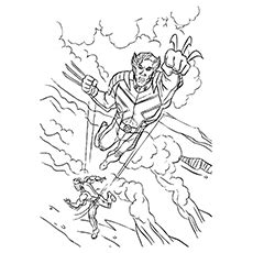 wonderful avengers coloring pages   toddler