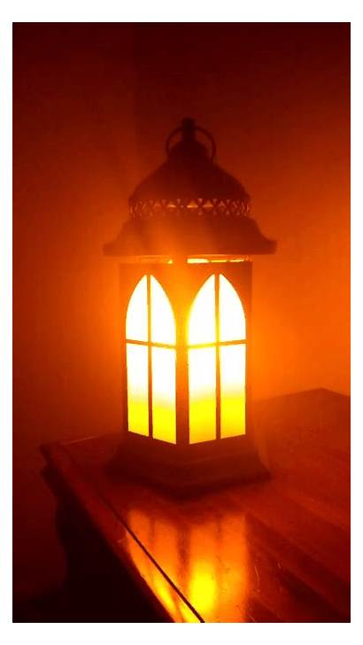 Lantern Candle Electric
