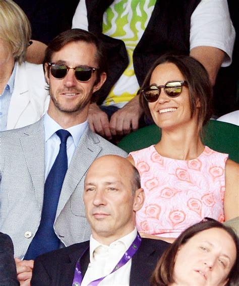 Pippa Middleton Is Engaged to James Matthews   InStyle