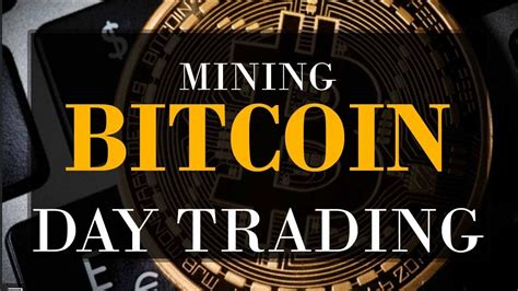 Would you like to learn how to day trading cryptocurrency and make $500 per day with consistency? BITCOIN Day Trading vs Mining | What is MORE PROFITABLE ...