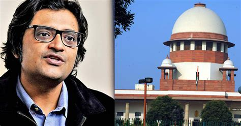 Is Arnab Goswami given special treatment by SC? If yes ...