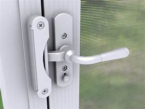 Door Lever Handles For In-swing Screen Doors