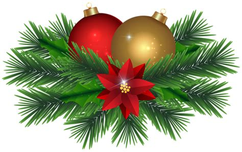 christmas decor png clip art image gallery yopriceville