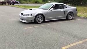 Turbo Mustang 2v idle - YouTube