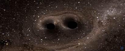 Waves Space Holes Gravitational Spacetime Neutron Hole