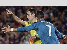 Cristiano Ronaldo red card 'too much' in Real win against