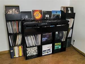 Meuble Pour Vinyle : nos meubles de salon living meuble tv sur mesure dessinetonmeuble ~ Teatrodelosmanantiales.com Idées de Décoration