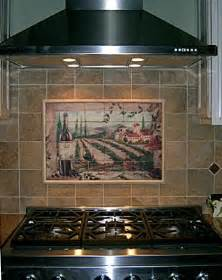 kitchen tile backsplash murals tile mural kitchen backsplash