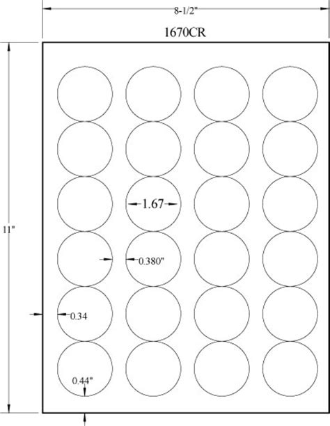 1 Inch Template A Size Template For 1 Inch Buttons That Best Photos Of 1 Inch Circle Template Word 1 Inch Circle