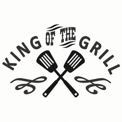 Grill Bbq Silhouette Svg Cuttable Cooking Designs