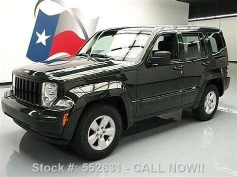 buy car manuals 2011 jeep liberty electronic toll collection buy used 2011 jeep liberty sport 4x4 cd audio cruise ctrl 33k mi texas direct auto in stafford
