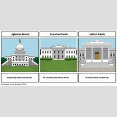3 Branches Of Government Storyboard By Nastyakarimova