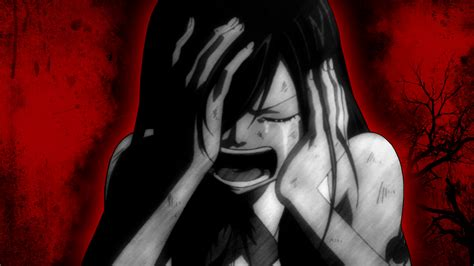 Anime Cry Wallpaper - erza scarlet hd wallpaper background image 1920x1080